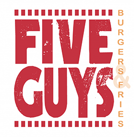 Five Guys Coupons & Promo Codes