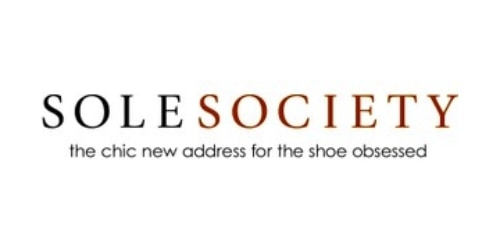 Sole Society Coupons & Promo Codes