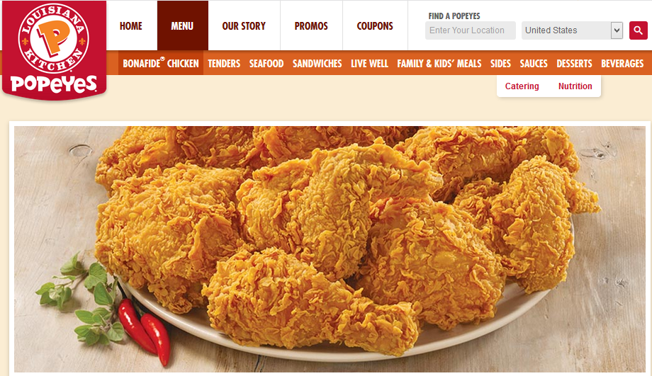 Popeyes Coupons 02