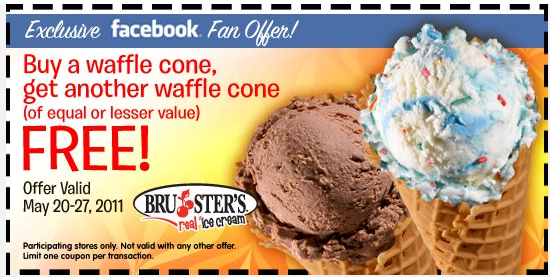 Bruster's Coupons 02