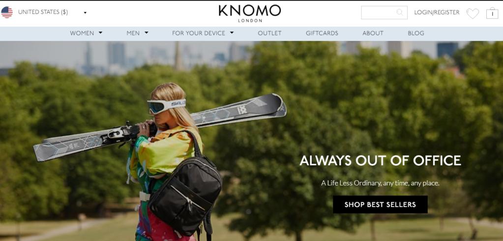 Knomo Bags Coupons