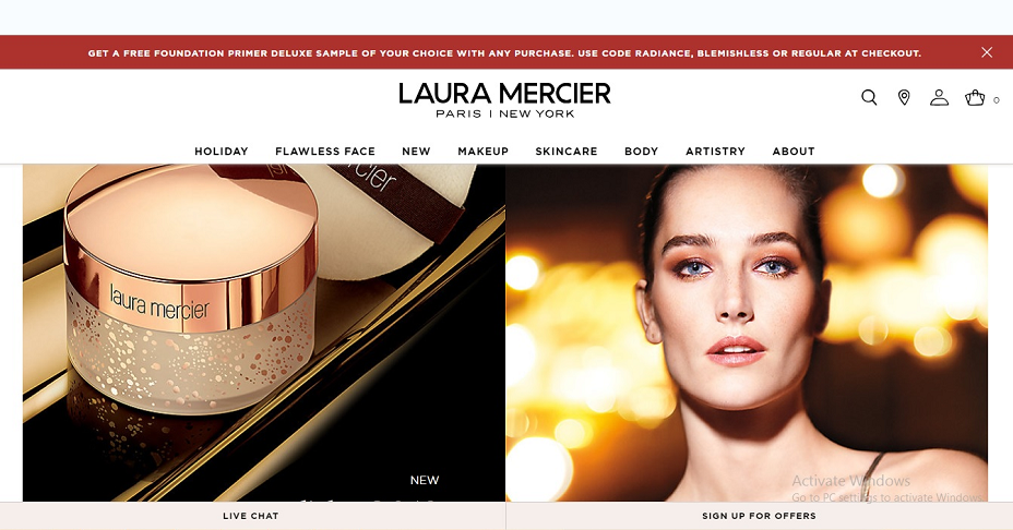 Laura Mercier Coupons