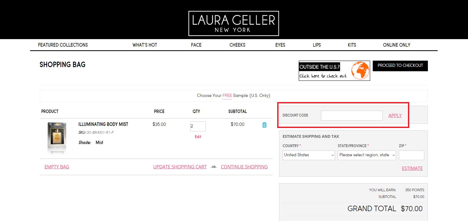 Laura Geller Beauty Coupons