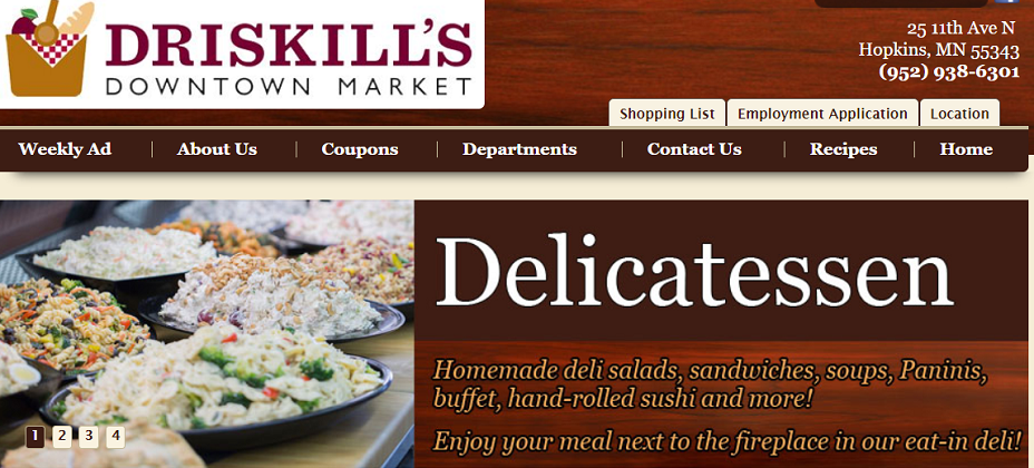 Driskill's Foods Coupons