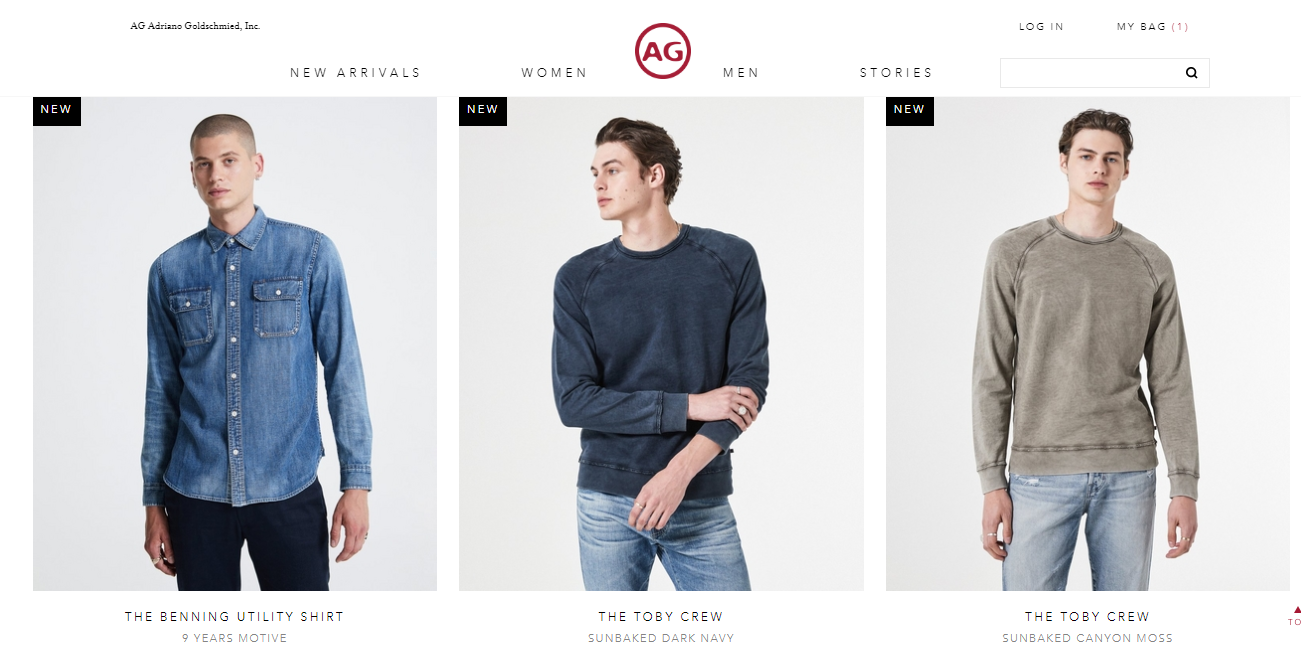 AG Jeans Coupons